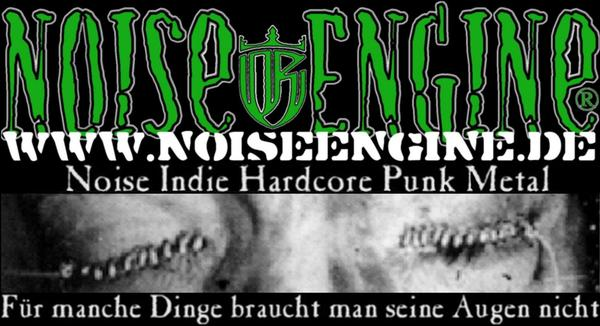 Click here to get to the NOISE ENGINE FACEBOOK page !!!